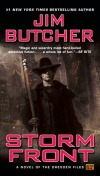 Review of Storm Front (The Dresden Files, Book 1) by Jim Butcher